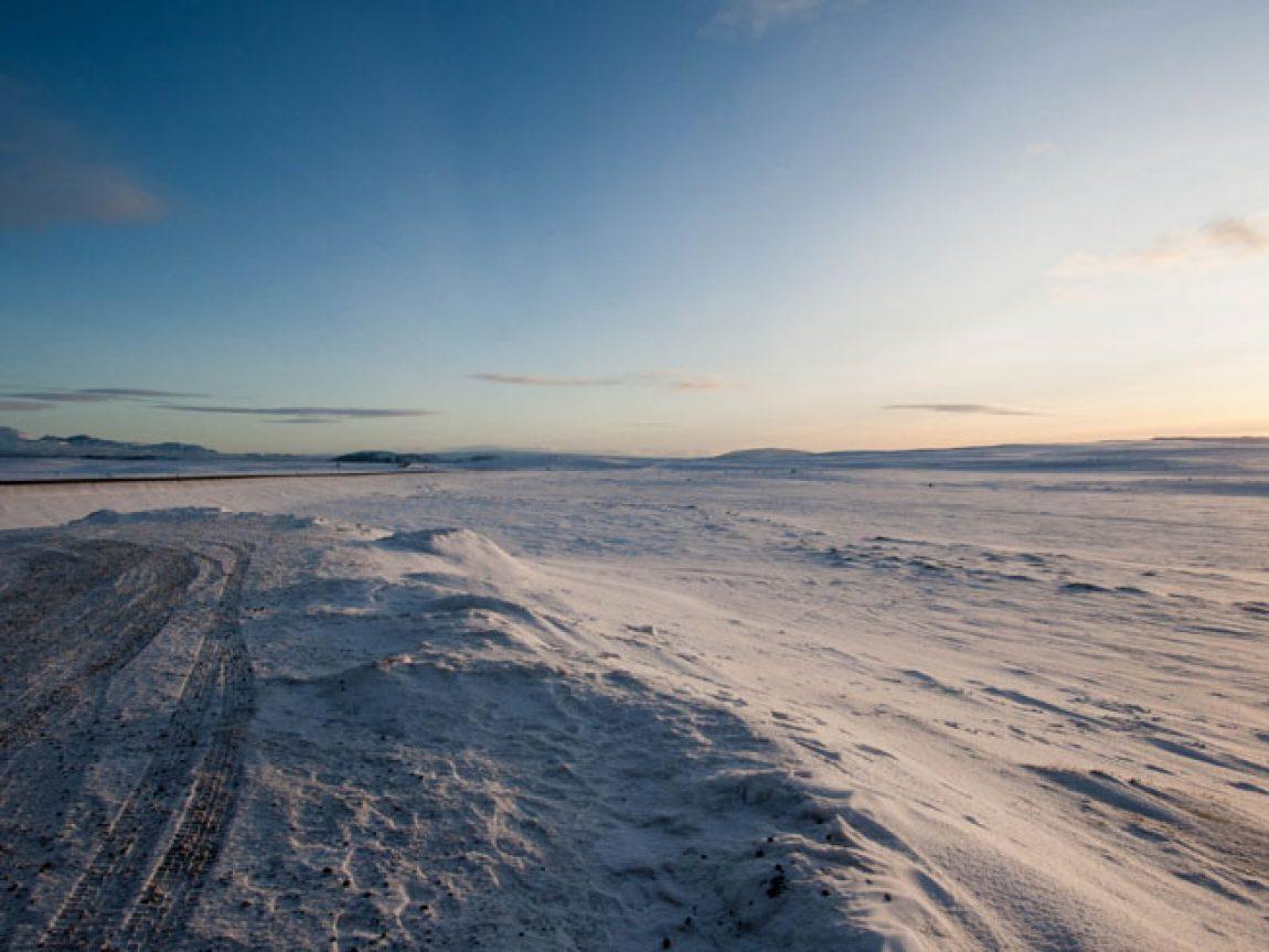 iceland winter kate muggleton