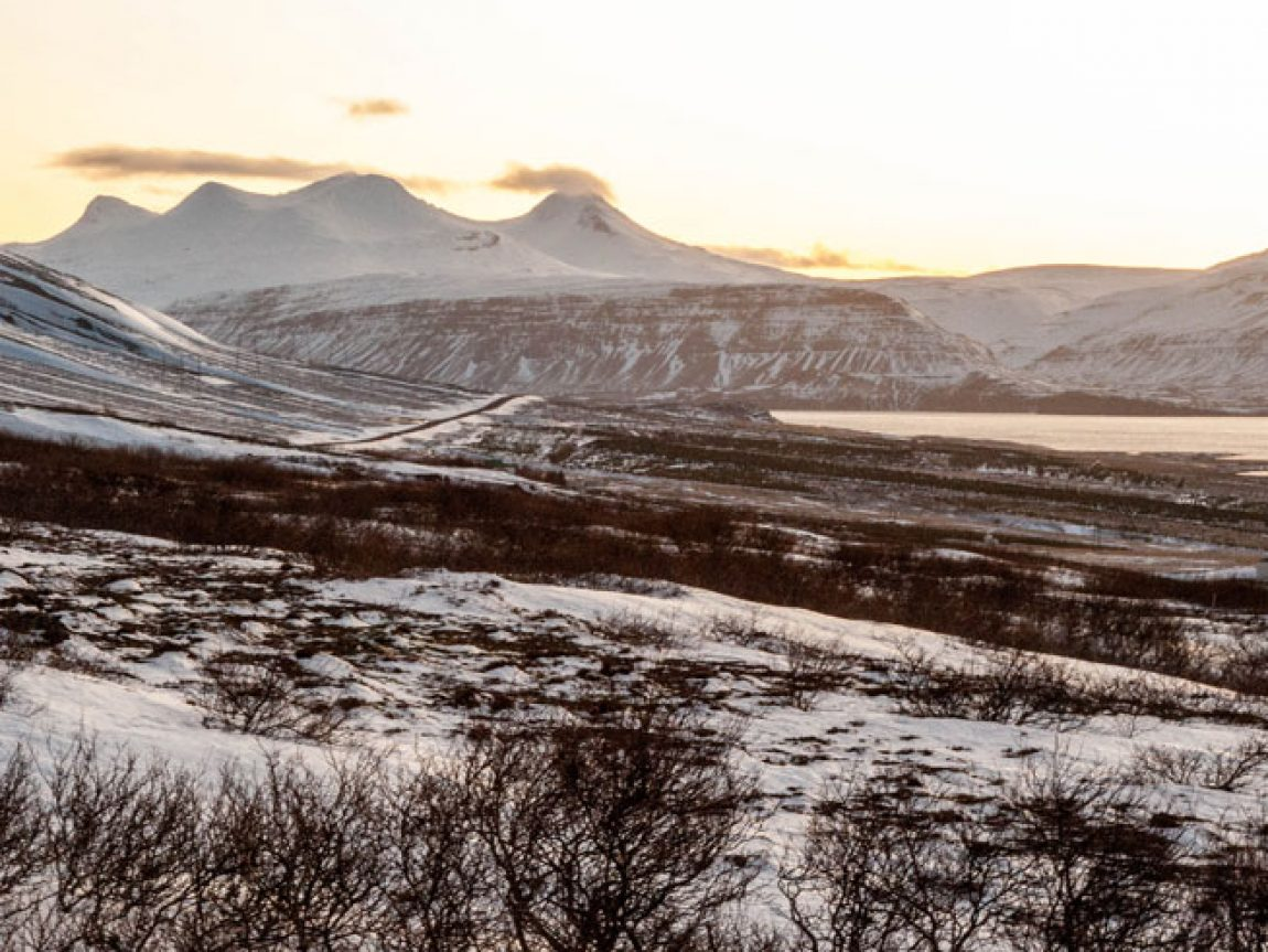 iceland winter scenery kate muggleton
