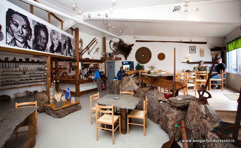 alfacafe restaurant iceland east fjords