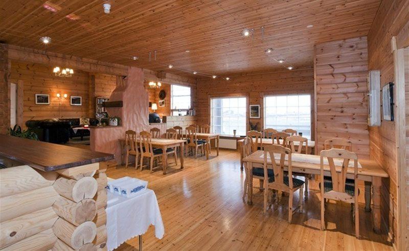 hotel blafell restaurant iceland east fjords