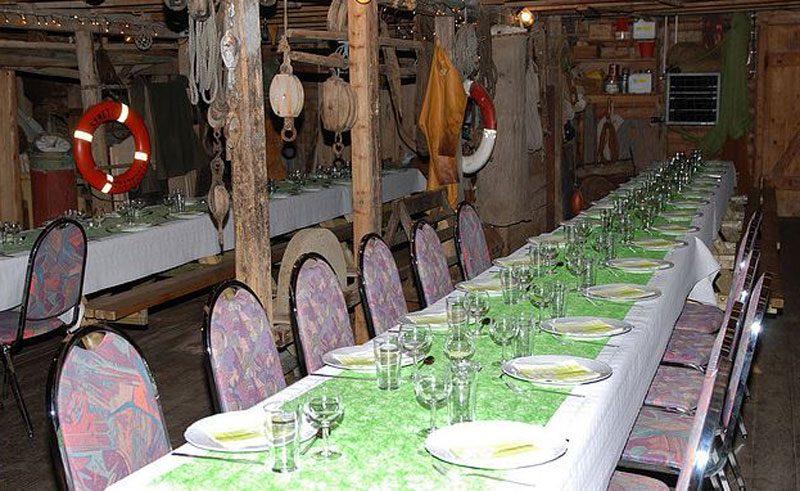 randulffs seahouse restaurant iceland east fjords