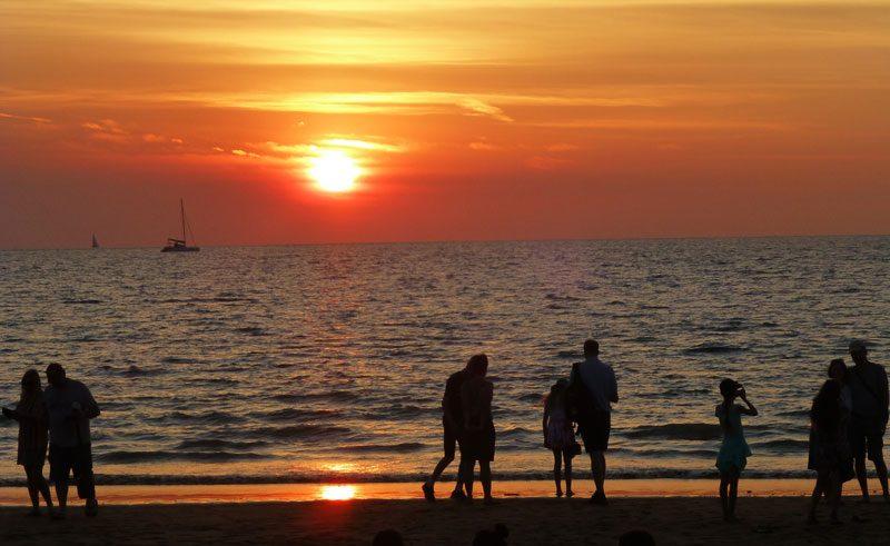 sunset darwin michaela strachan