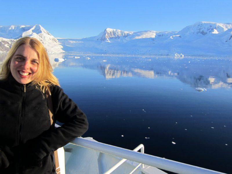 travel specialist polar jo cooper antarctica