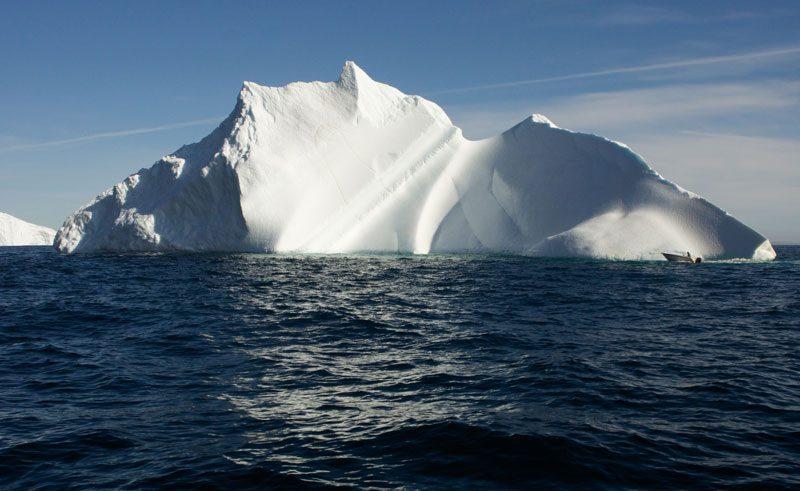 greenland ammassalik iceberg