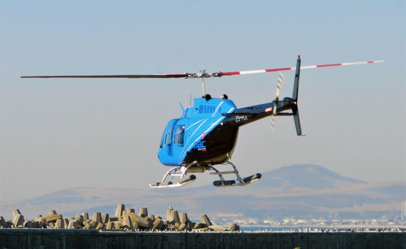 south africa cape town helicopter