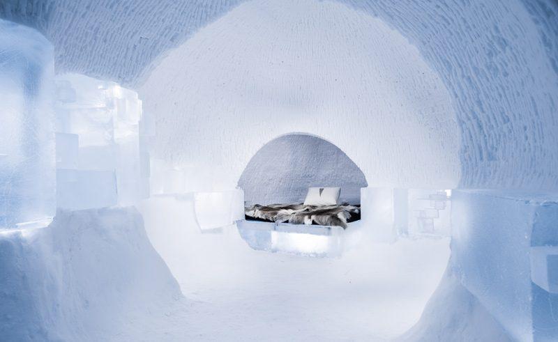 art suite A Rich Seam Howard Miller Hugh Miller icehotel 28 photo by asaf aliger