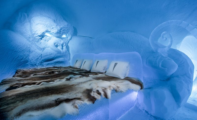 art suite king kong lkhagvadorj dorjsuren icehotel 28 photo by asaf aliger