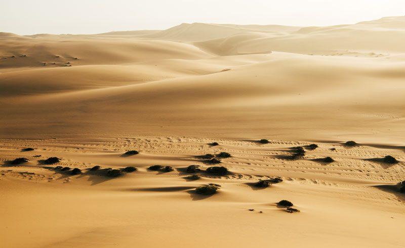 Swakopmund dunes namib desert namibia
