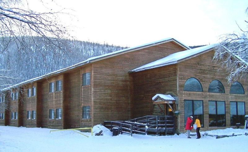 alaska chena resort lodge