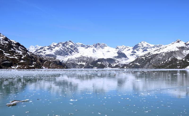 alaska glacier bay istock