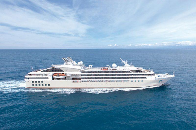 alaska inside passage cruise ship