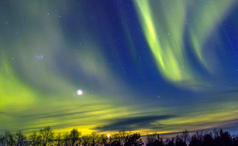 alaska northern lights istk