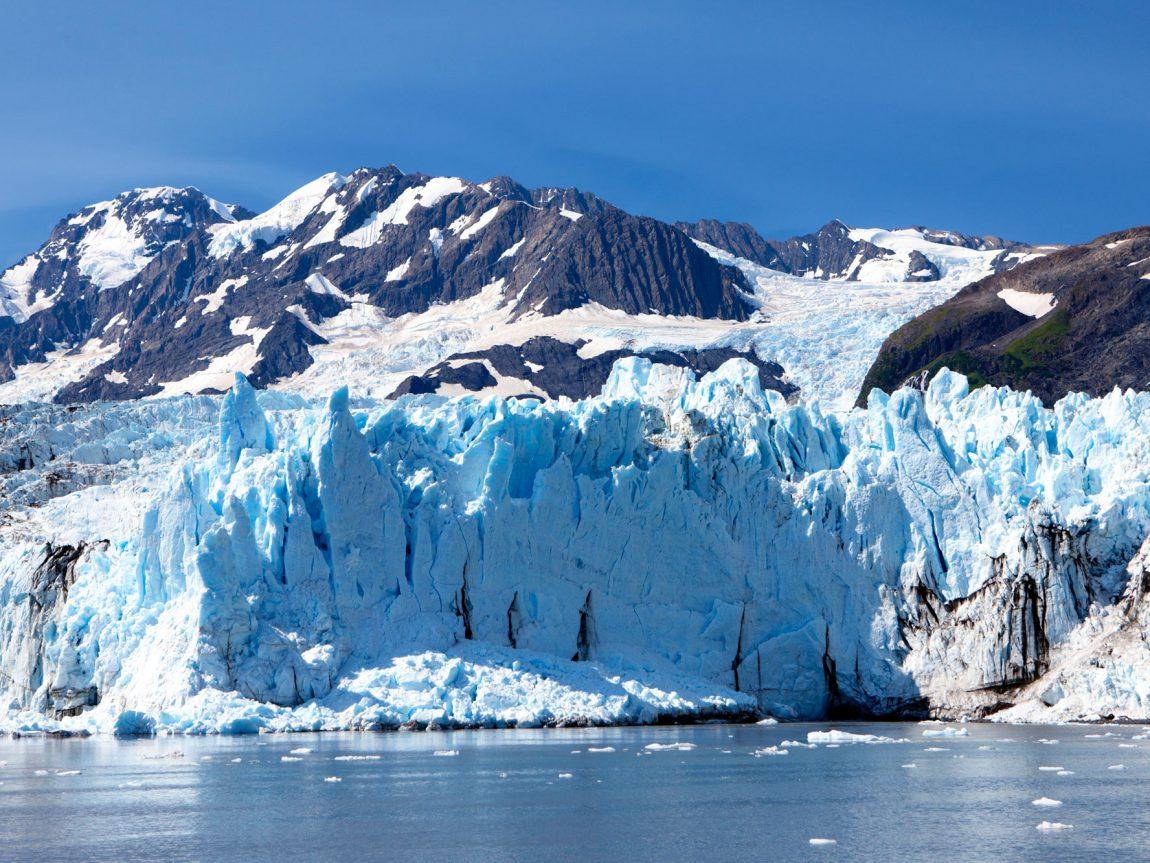alaska prince william sound glacier atia