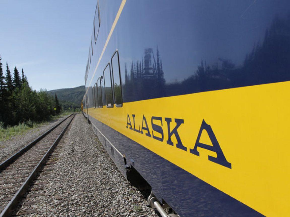 alaska railroad livery wg