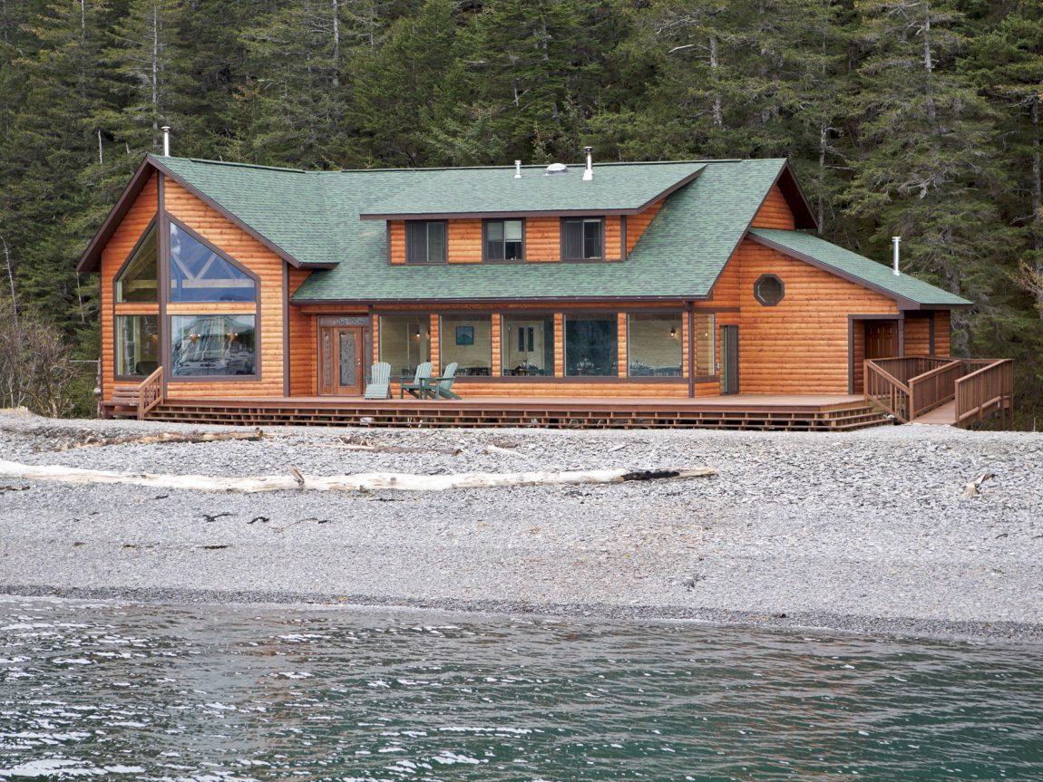alaska south kenai fjords wilderness lodge ta