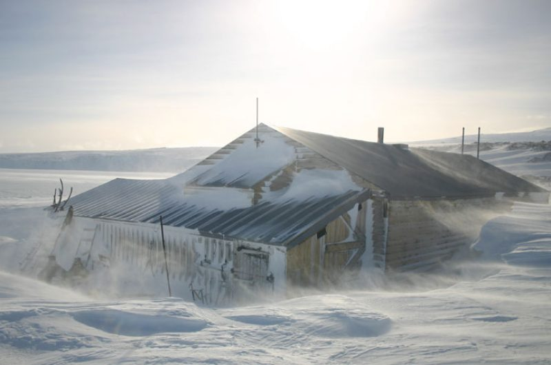 antarctica cape evans mclaughlin nza