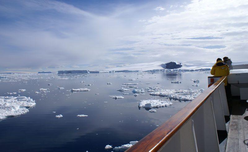antarctica weddell sea fridtjof sound ll