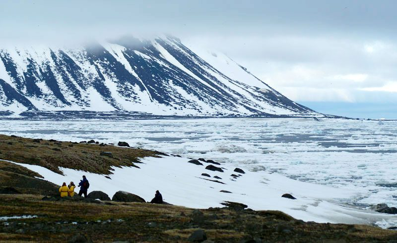 arctic franz josef land qe