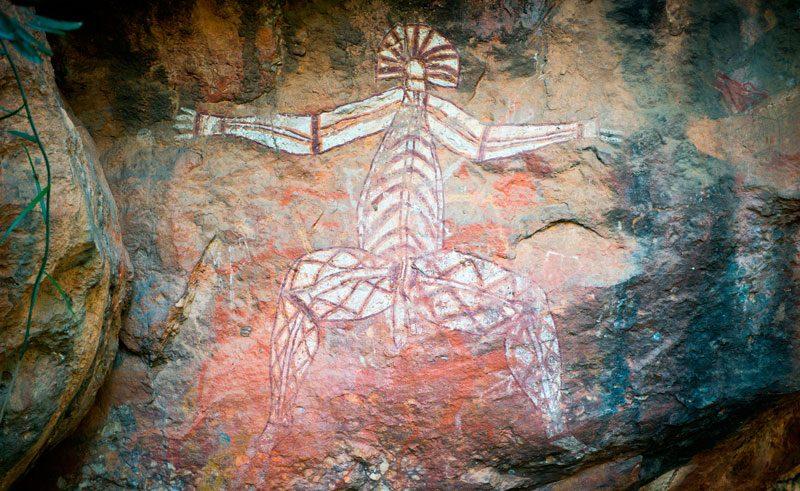 australia northern territory ubirr rock art kakadu adstk