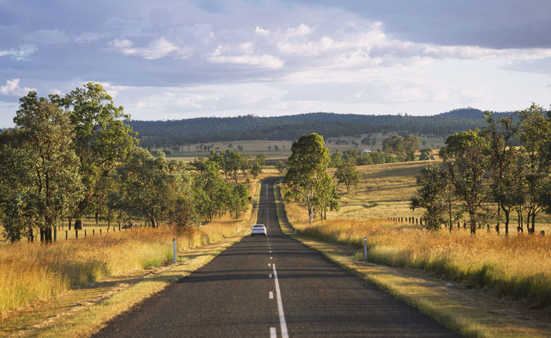 australia open road ta