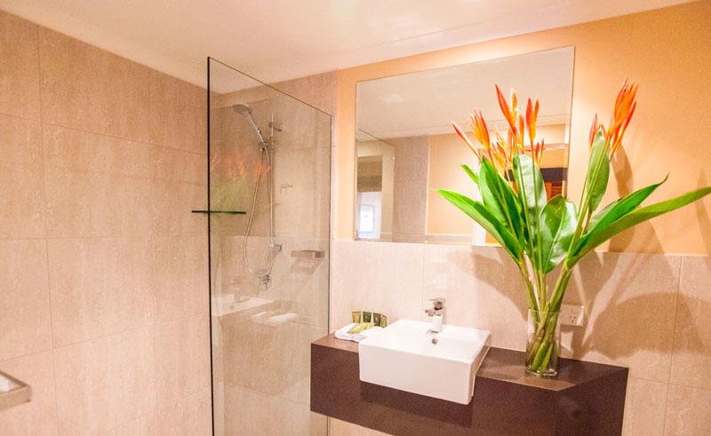 australia qld port douglas bathroom villa san michele
