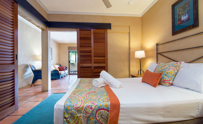 australia qld port douglas bedroom villa san michele