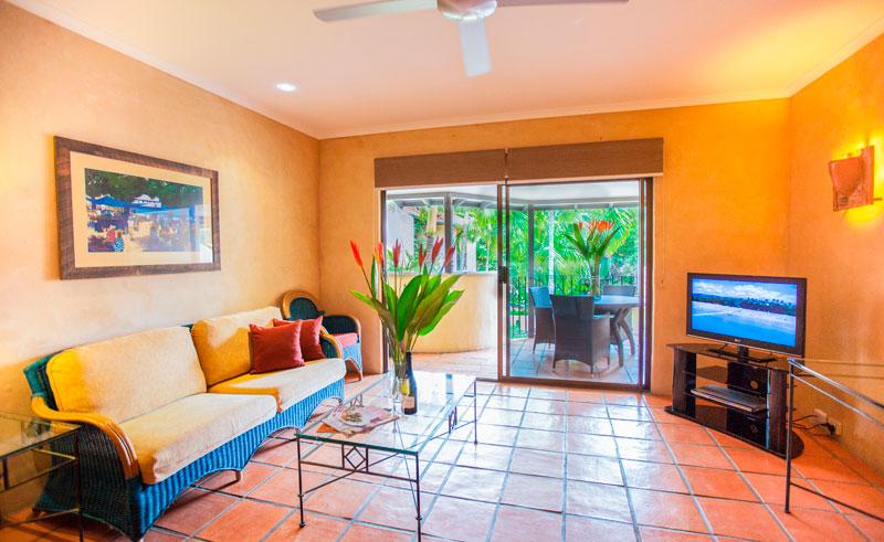 australia qld port douglas lounge villa san michele