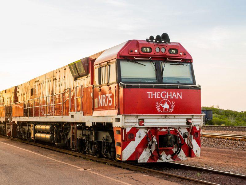 australia the ghan train 1