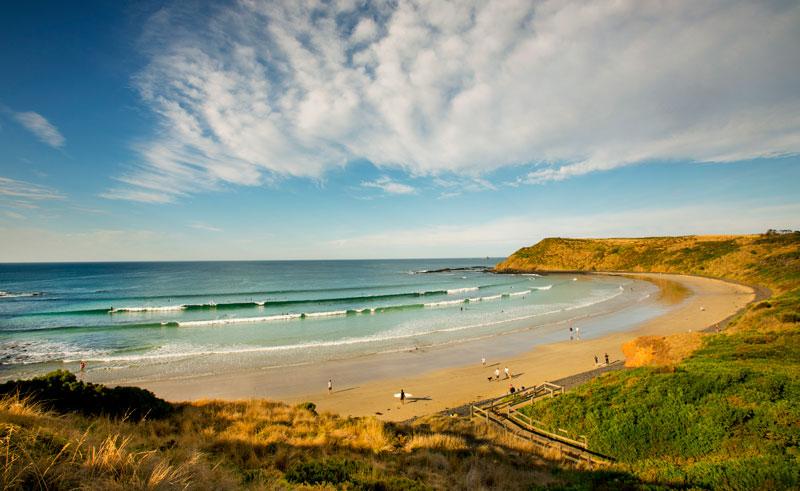 australia victoria phillip island beach tv