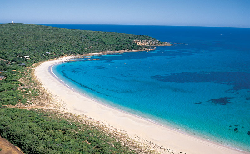 australia wa margaret river bunker bay beach