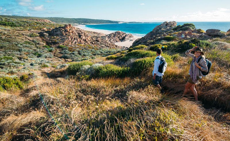 australia wa margaret river guided walk