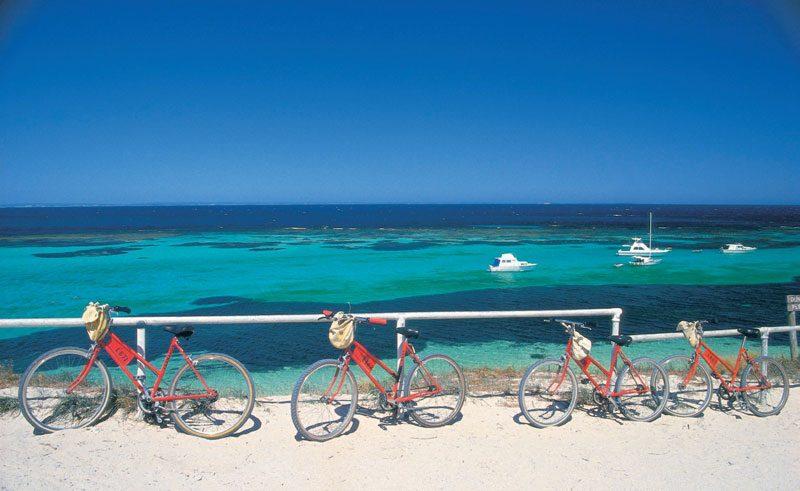 australia wa rottnest island parker point ta
