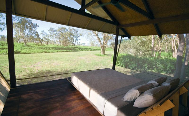 bamurru plains bedroom