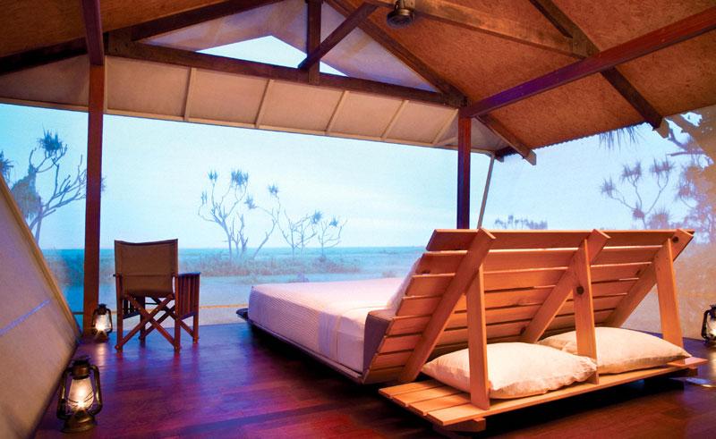 bamurru plains suite interior