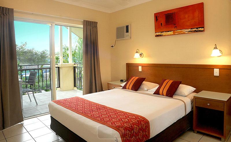 bay village tropical retreat apartment bedroom