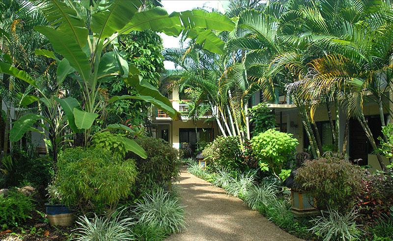 bay village tropical retreat gardens