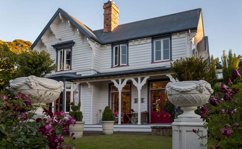beaufort house exterior