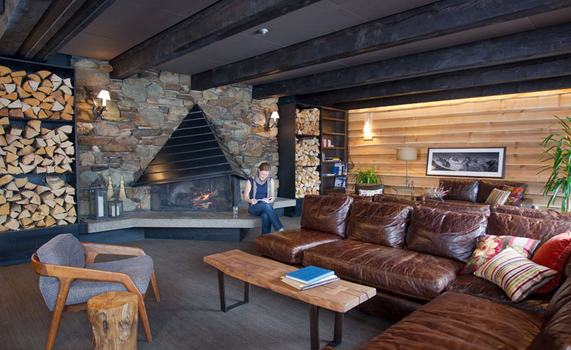 bugaboo lodge bedroom