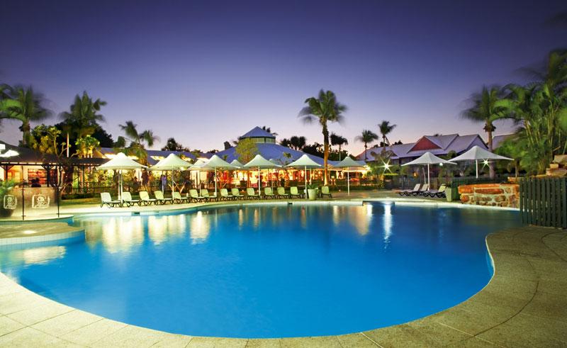 cable beach club broome pool