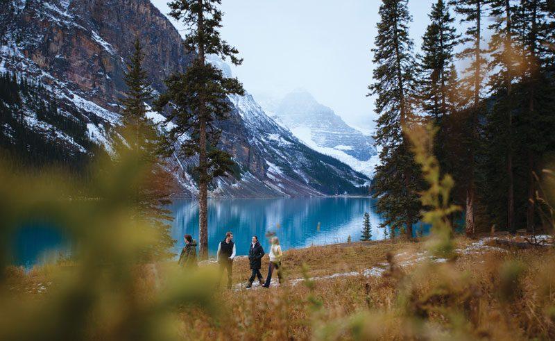 canada alberta lake louise ctc
