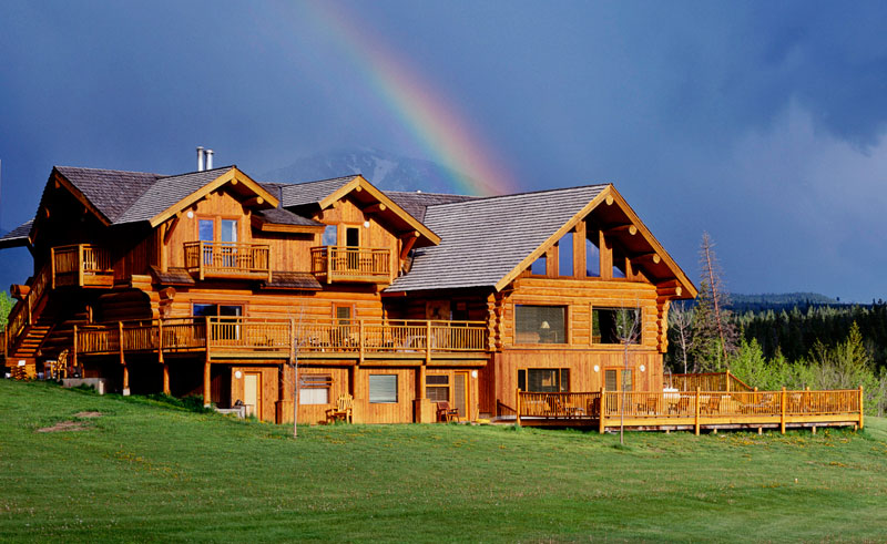 canada bc echo valley ranch dove lodge