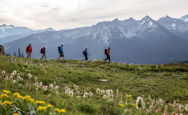 canada bc percell mountains hiking cmh