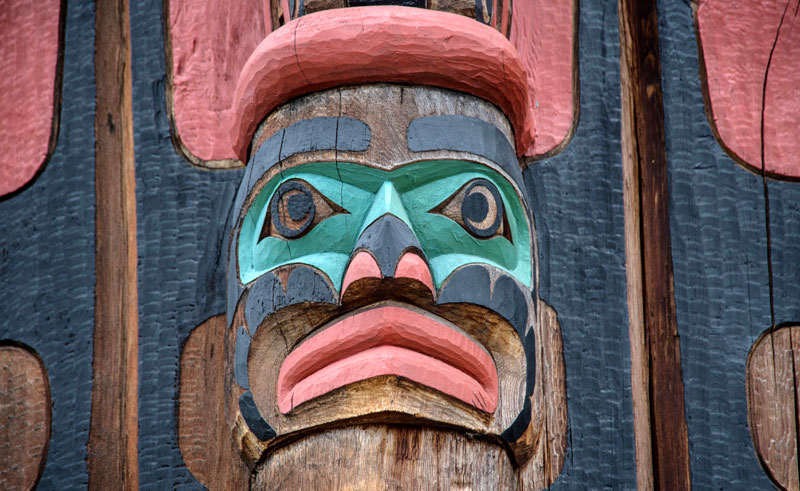 canada bc totem is