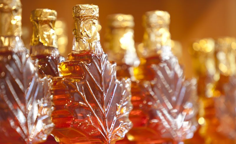 canada maple syrup bottles dq
