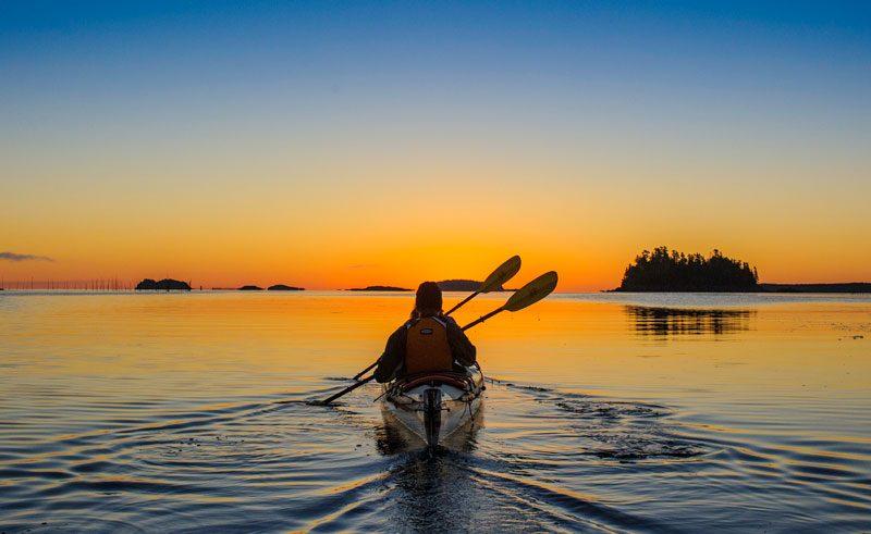 canada new brunswick fundy kayak