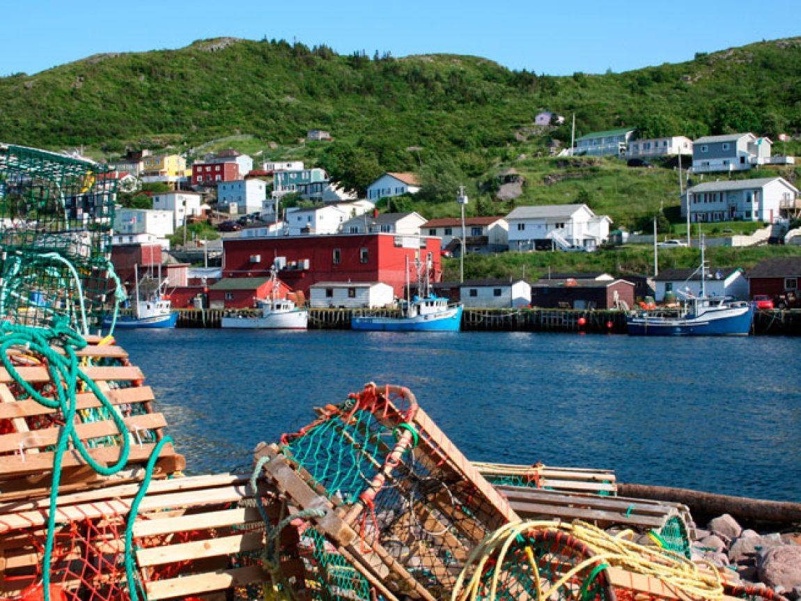 canada newfoundland petty harbour shutt