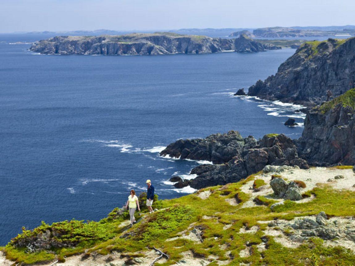 canada newfoundland twillingate hiking trails nlt