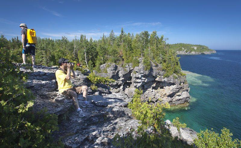 canada ontario bruce peninsula tobermoray ot
