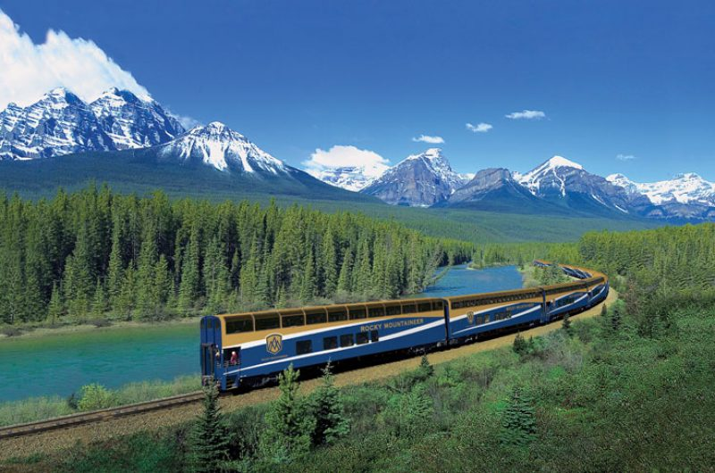 canada rocky mountaineer