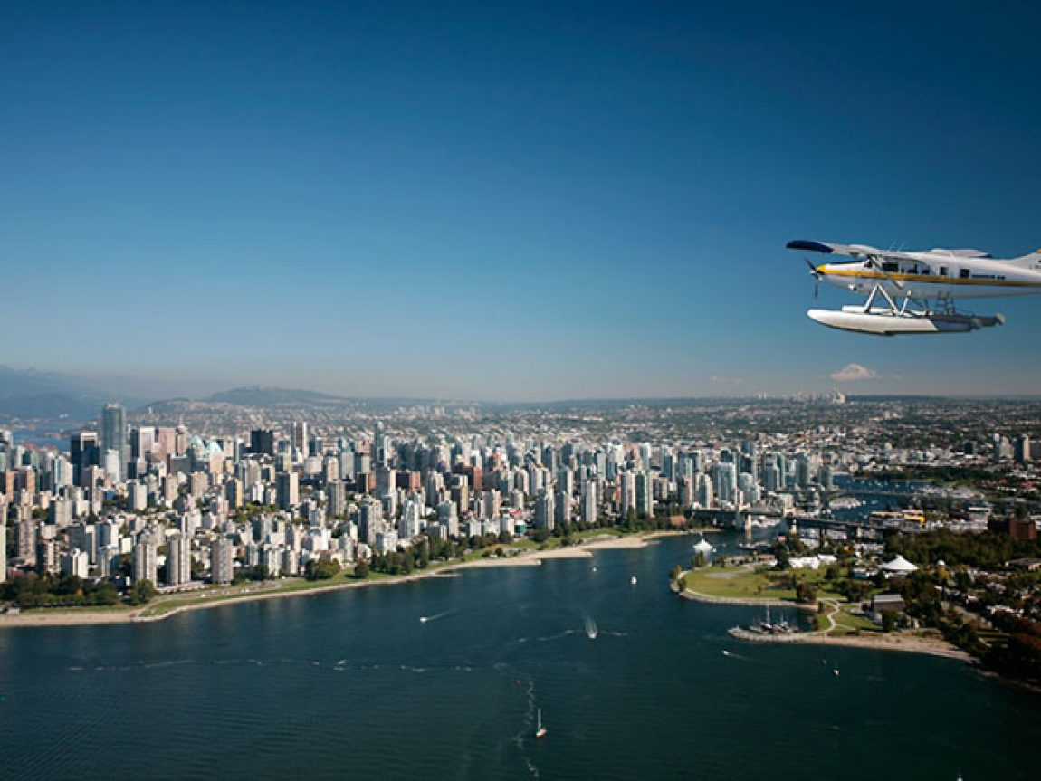 canada vancouver harbour air2